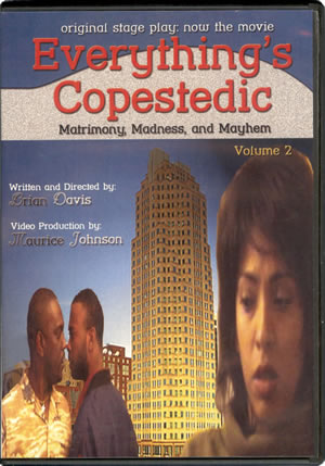 Everything's Copestedic, Vol. 2 - DVD