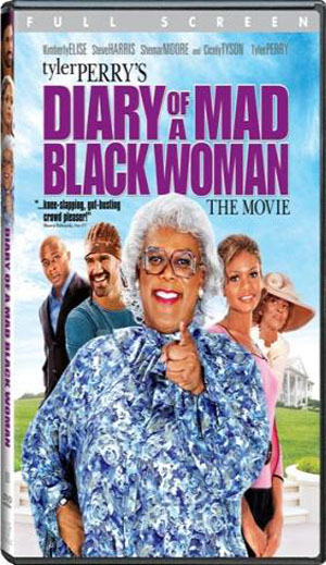 Tyler Perry's Diary Of A Mad Black Woman - Movie