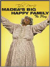 Tyler Perry's-Madea's Big Happy Family play DVD