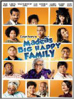 Madea's Big Happy Family Movie DVD