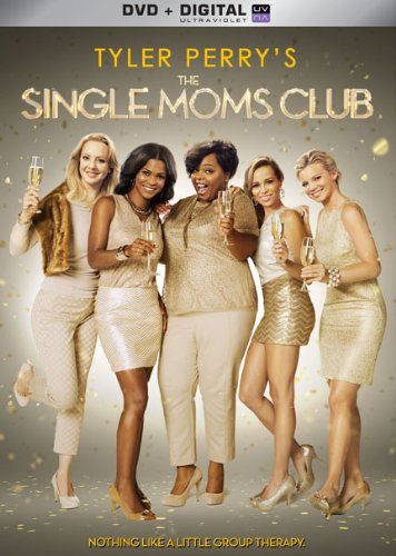 Tyler Perry's  - SINGLE MOMS CLUB - DVD